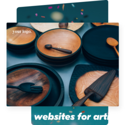 Websites for artists in one week
